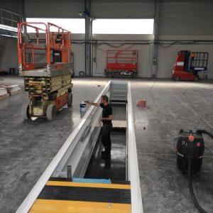 Ventilation de fosse pour les mises au normes 7